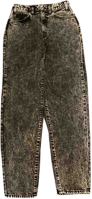 Celine Grey Denim - Jeans Jeans