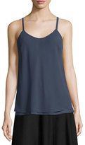 Nic+Zoe Paired Up Scoop-Neck Layered Tank, Plus Size