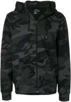 Polo Ralph Lauren camouflage hooded jacket
