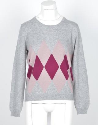 Ballantyne Women's Gray Sweater