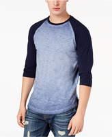 American Rag Men's Raglan T-Shirt, Created for Macy's