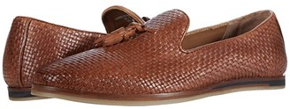 Walk London Chris Tassel Loafer (Tan Leather) Men's Shoes