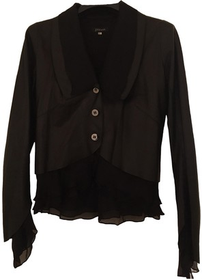 Jitrois \N Black Leather Jackets