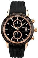 Gant Men's Watch Globetrotter Analogue Quartz Silicone W11103