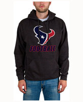 Junk Food Clothing Men's Houston Texans Wing-T Formation Hoodie
