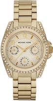 Michael Kors Mini Blair Watch, Golden