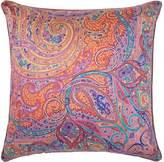 Etro Holloway Paisley Cushion (60cm x 60cm), Purple