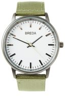 Frank + Oak x Breda - Valor Watch in Urban Green