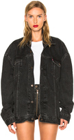 Vetements x Levis Oversized Denim Jacket