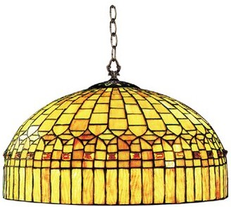 Hirsch Jb Home Decor Cathedral 1-Light Unique / Statement Dome Pendant JB Home Decor