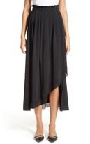 Women's Victor Alfaro Asymmetrical Cady Skirt