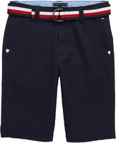 Tommy Hilfiger Belted Shorts