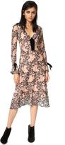 For Love & Lemons Clemence Midi Dress
