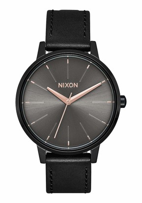 Nixon Women's Watch with Leather Strap