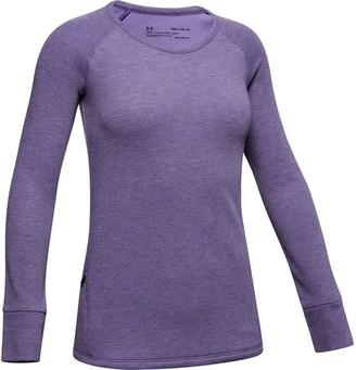 Under Armour Girls' 7-16 ColdGear Infrared Long-Sleeved Shirt