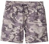 Cotton On Free Swim Shorts (Big Kids) (Camo Print) Boy's Shorts