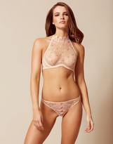 Agent Provocateur Lyalya Thong Pink