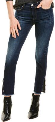 Pinko Kate Mid-Rise Cropped Skinny Leg