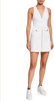 Cinq à Sept Irena Zip-Front Dress