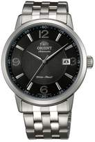 Orient ER2700BB Men's Symphony Automatic Textured Dial Stainless Steel Mechanical Watch
