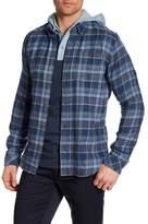 O'Neill Redmond Plaid Classic Fit Flannel