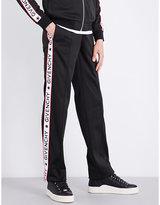 Givenchy Logo-taping Jersey Jogging Bottoms