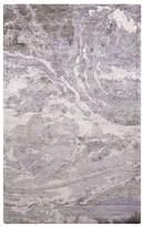 Surya Gemini Area Rug - Mauve/Lavender/Gray, 5' x 8'