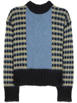 Marni Mohair-blend sweater