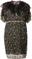No.21 floral print dress - women - Silk - 42