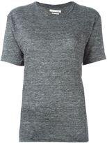 Etoile Isabel Marant 'Keiran' T-shirt - women - Linen/Flax - L