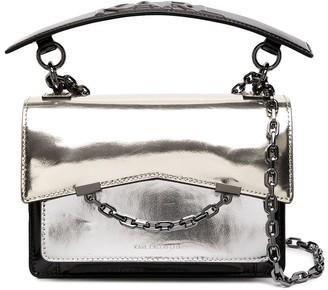 Karl Lagerfeld Paris K Seven Specchio shoulder bag