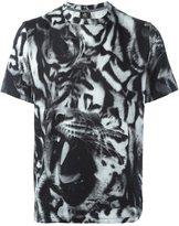 Paul Smith animal print T-shirt