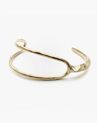 Madewell Odette New York Split Ridge Cuff Bracelet