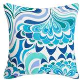 Trina Turk Avalon Lotus Accent Pillow