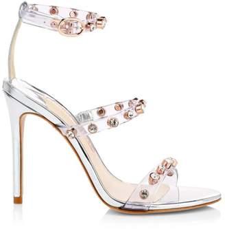Sophia Webster Rosalind Gem Ankle-Strap Sandals