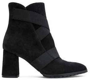 Andre Assous Porter Suede Booties