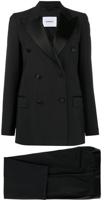 Dondup Double-Breasted Trouser Suit