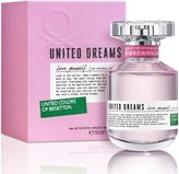 Benetton United Dreams Love Yourself By Edt Spray 1.7 Oz