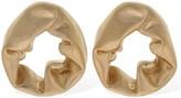 Completedworks SCRUNCH SHAPE EARRINGS