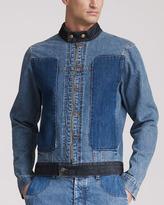 Maison Martin Margiela Patched Denim Jacket