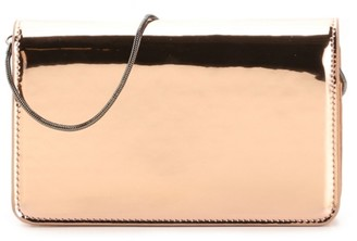 Urban Expressions Luxe Mirrored Crossbody Bag