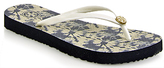 Tory Burch Thin Flip Flop - Printed Thong