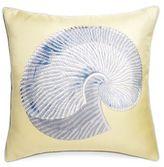 Nautilus Silk Twill Pillow