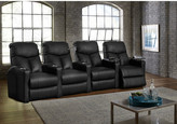 OctaneSeating Bolt XS400 Home Theater Recliner Type: Manual