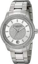 Stuhrling Original Women's 794.01 Symphony Analog Display Quartz Watch