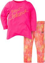 New Balance 2-pc. Legging Set-Baby Girls