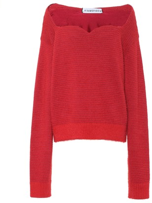 Y/Project Ribbed-knit sweater