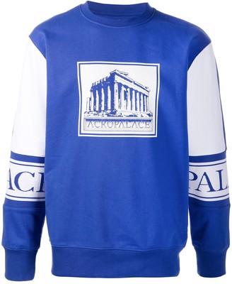 Palace Acropalace crew-neck sweatshirt