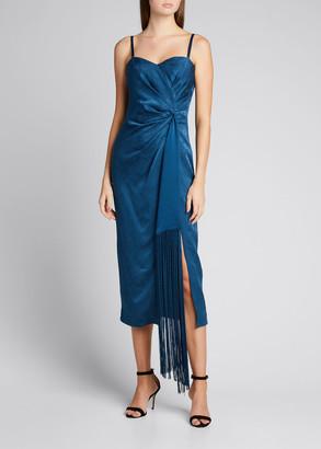 Jonathan Simkhai Frances Paisley Jacquard Dress