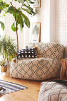 Urban Outfitters Bobo Patterned Lounge Chair